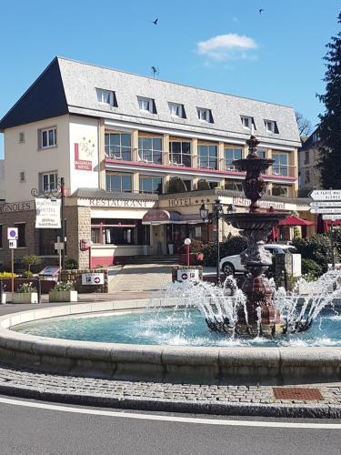 Bagnoles Hotel - Contact Hotel : Hotel near Saint-André-de-Messei