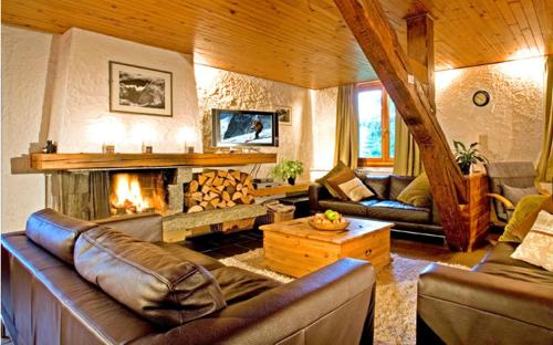 White Chalet : Guest accommodation near Vallorcine
