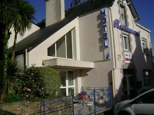 Hotel Restaurant Les Brieres : Hotel near Crossac