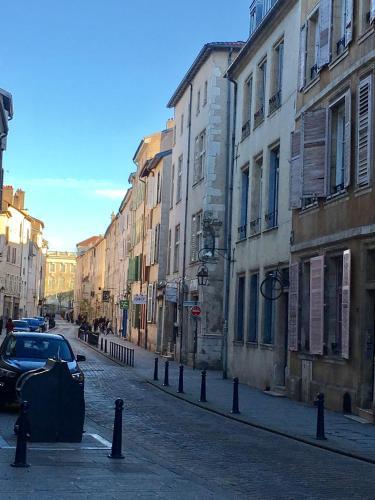 Le Saint Epvre : Apartment near Nancy
