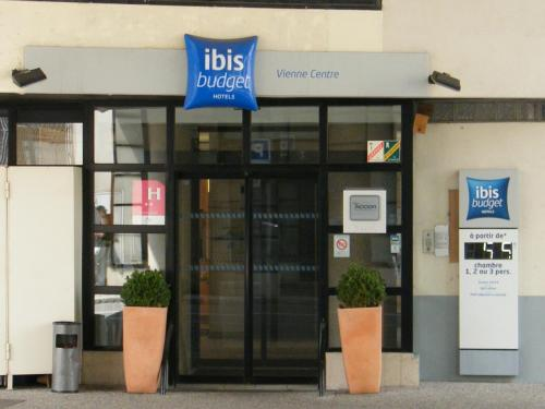 ibis budget Vienne Sud : Hotel near Pommier-de-Beaurepaire