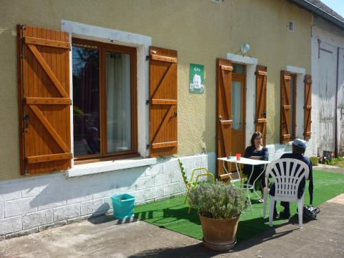 Chante-Cristal : Guest accommodation near Montmarault