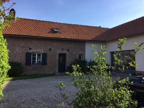Les Chambres de Pascaline : Bed and Breakfast near Tours-en-Vimeu