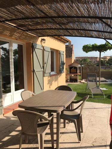 Villa avec jacuzzi : Guest accommodation near Puget-sur-Argens