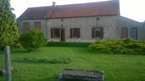 Chambre à Buxières les mines : Guest accommodation near Deneuille-les-Mines