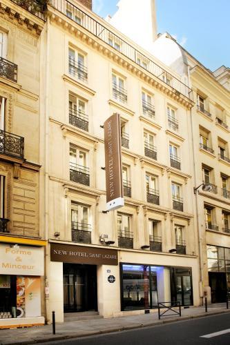 Newhotel Saint Lazare : Hotel near Paris 17e Arrondissement