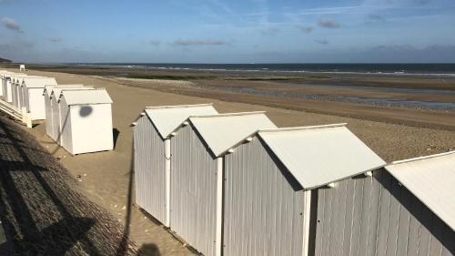 Chant Marin : Apartment near Villers-sur-Mer