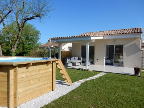 La Maison du Sommeil : Guest accommodation near Landerrouat