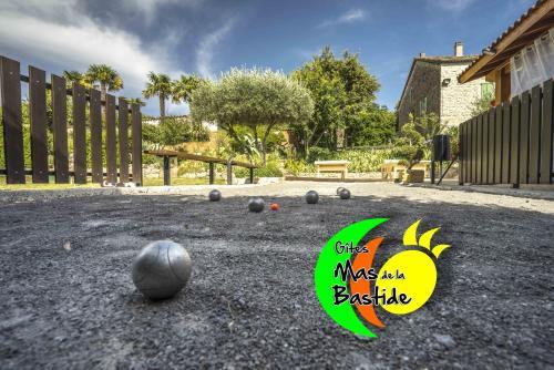 Gites Mas de la Bastide : Guest accommodation near Saint-Genest-de-Beauzon