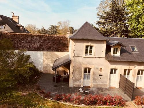 Le Clos des Marronniers : Guest accommodation near Plumetot