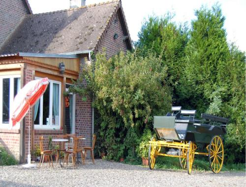 Le Val D'omignon : Bed and Breakfast near Caulaincourt
