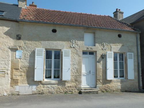 Gîte de charme Floréales Les Iris : Guest accommodation near Asnelles