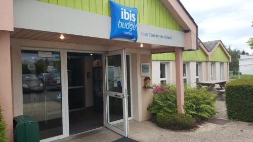ibis budget Evry Saint Germain : Hotel near Seine-Port