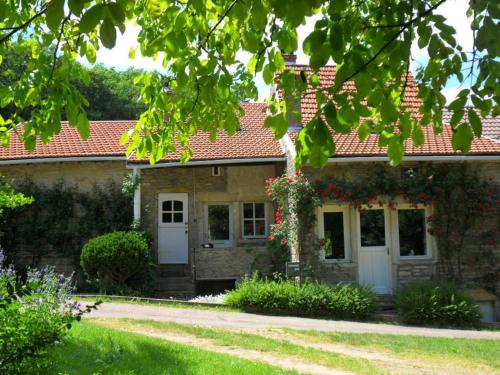 Collongette 1 : Guest accommodation near Saint-Vallerin