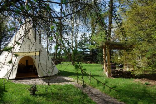 Levaltipis : Guest accommodation near Tourville-en-Auge