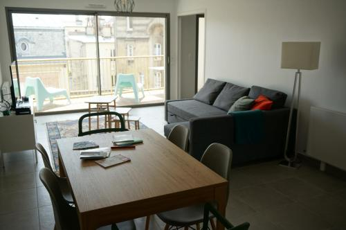 Appartement Forum Reims : Apartment near Neuflize