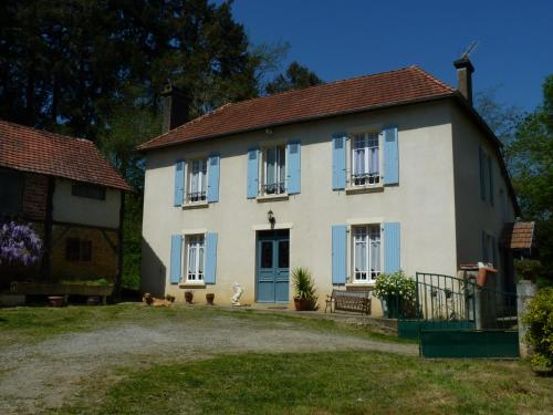 La Maison d´Amazone : Bed and Breakfast near Aubous