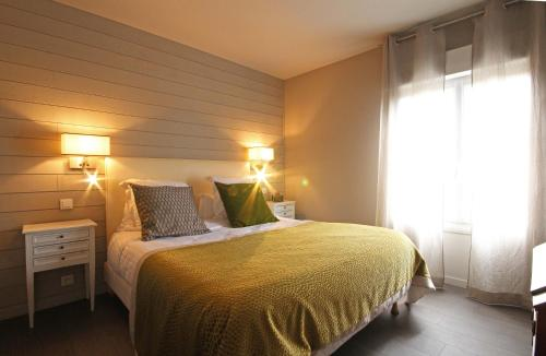 Le Faisan Dore : Hotel near Occagnes