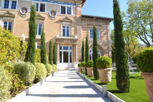Appartements Château Beaupin : Apartment near Marseille 9e Arrondissement