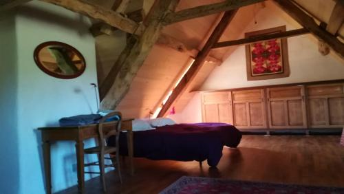 Le Petit Pécarel : Bed and Breakfast near Belmont-Sainte-Foi
