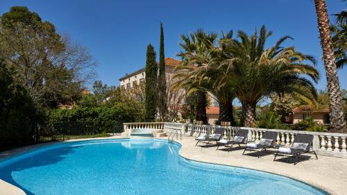 Hostellerie Saint Alban : Hotel near Saint-Thibéry