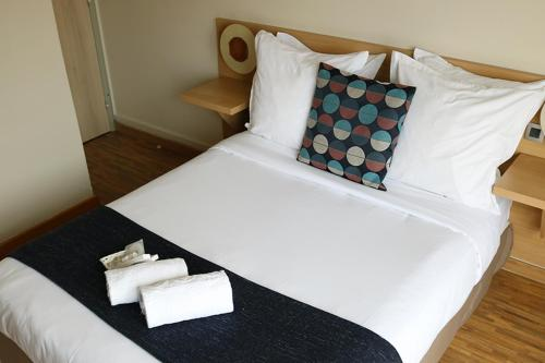 Hotel Le Transat Bleu : Hotel near Killem