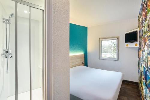 hotelF1 Saint Witz A1 Paris Nord : Hotel near Mauregard