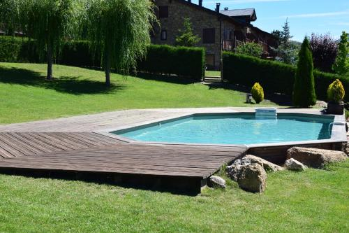 Casa Estavar Residencial : Guest accommodation near Angoustrine-Villeneuve-des-Escaldes