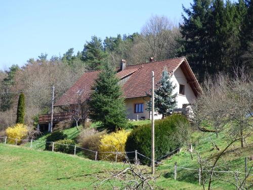 Les Cerisiers : Guest accommodation near Triembach-au-Val