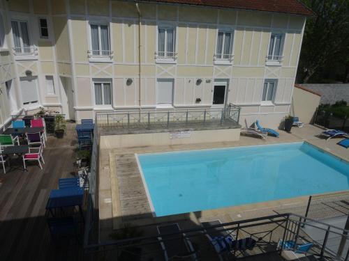 Hotel d'Orbigny : Hotel near Angoulins