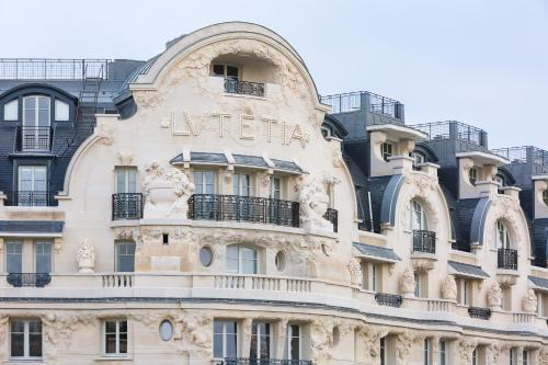 Hotel Lutetia : Hotel near Paris 7e Arrondissement