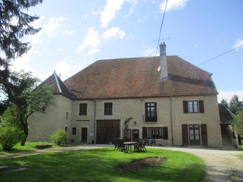 La Petite Résie : Guest accommodation near Beaumont-sur-Vingeanne