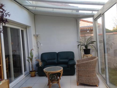 Maison meublée pour 4 personnes : Guest accommodation near Lagord