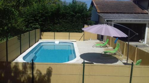 Holiday home Jouanhaut : Guest accommodation near Vic-Fezensac