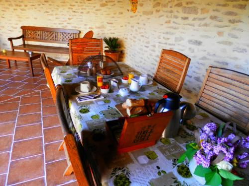 L'OLIVA : Guest accommodation near Montpezat
