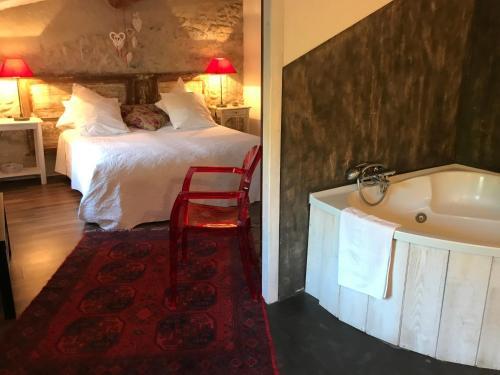 Aux 1000 Délices : Guest accommodation near Saint-Pierre-des-Champs