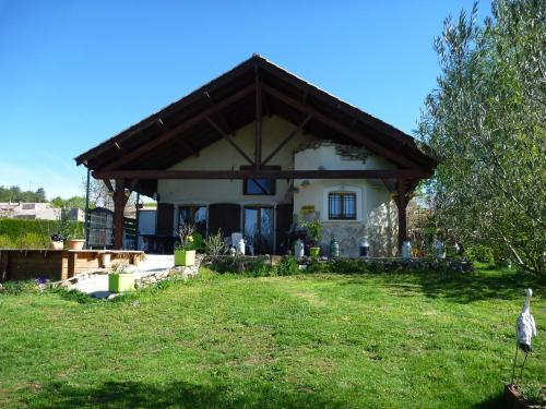 B&B dans les Cevennes : Bed and Breakfast near Aulas