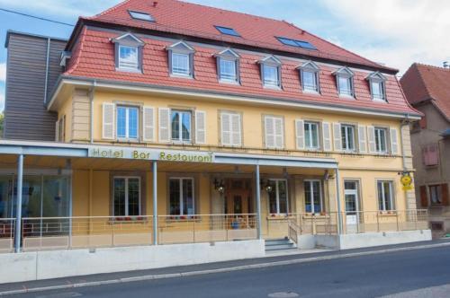 Le Soleil d'Or : Hotel near Metzeral