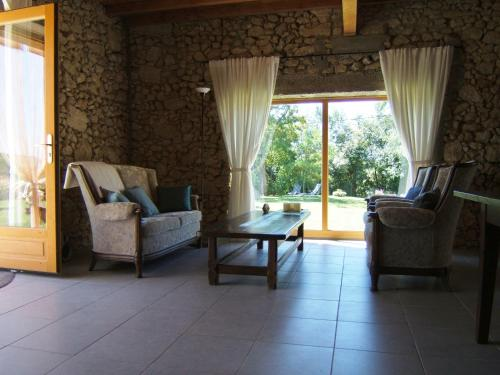 Lasserre Gite 6 personen : Guest accommodation near Aussos