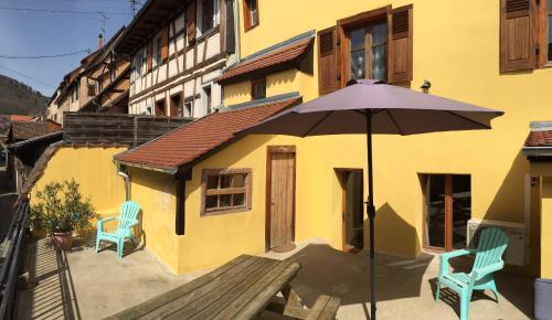 Gîte Elisa : Guest accommodation near Riquewihr