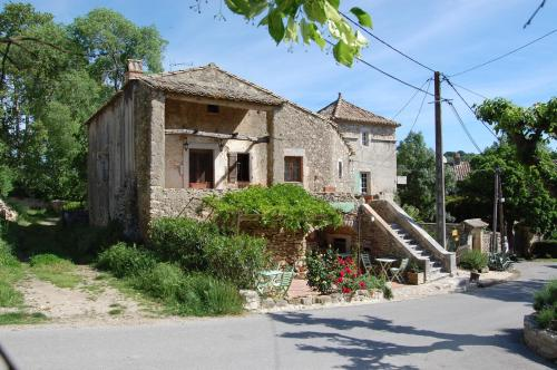 Prieuré d'Orniols : Bed and Breakfast near Goudargues