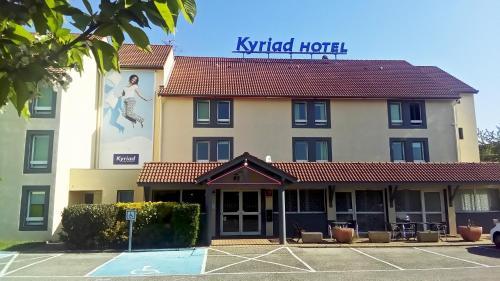 Kyriad Lyon Est - Saint Bonnet De Mure : Hotel near Saint-Bonnet-de-Mure