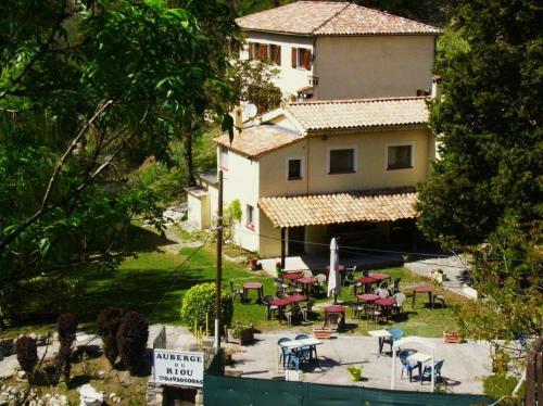 Auberge Du Riou : Hotel near Lieuche