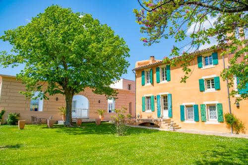 B&B Château Ciceron : Bed and Breakfast near Caunettes-en-Val
