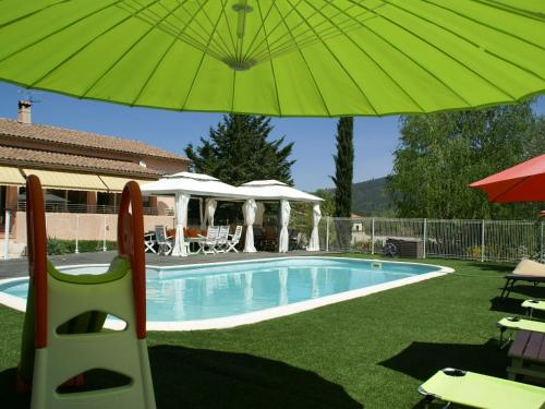 Maison De Vacances - Garéoult : Guest accommodation near Forcalqueiret