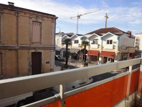 Apartment Au coeur du centre ville - proche de la plage : Apartment near Arcachon