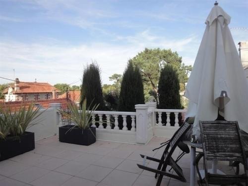 House Arcachon - maison trois chambres - rue albert 1 er : Guest accommodation near La Teste-de-Buch