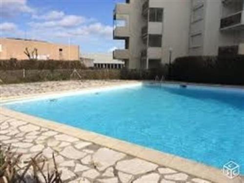 Apartment Port de plaisance - arcachon - résidence avec piscine : Apartment near La Teste-de-Buch