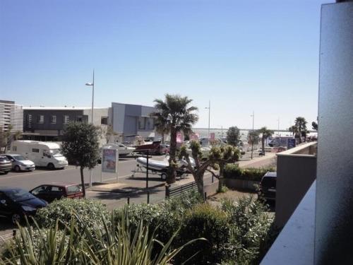 Apartment Arcachon - port de plaisance - 6 personnes : Apartment near La Teste-de-Buch