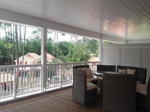 Apartment Proche pyla - résidence neuve - grand t4 : Apartment near La Teste-de-Buch